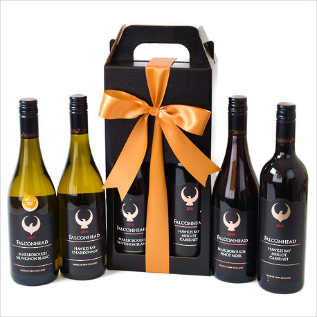 NZ Wine Duo Gift Box image 0