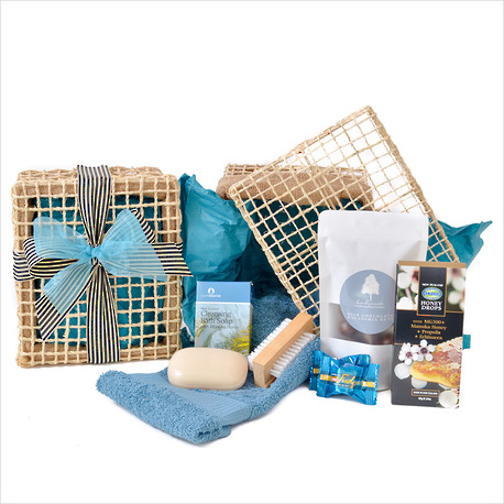 Time For Him Gift Basket image 1
