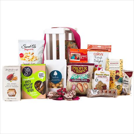 Vegan's Delight Gift Crate image 1