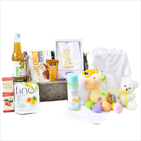 Baby and Mum Pamper Hamper image 0