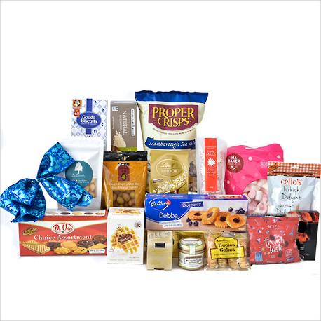 Holiday Bliss Gift Basket image 1