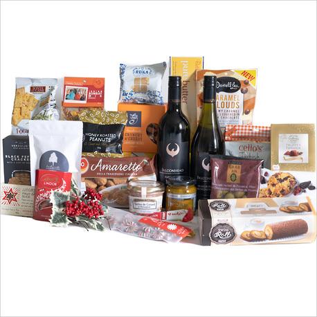 Seasons Greetings Gift Basket image 1
