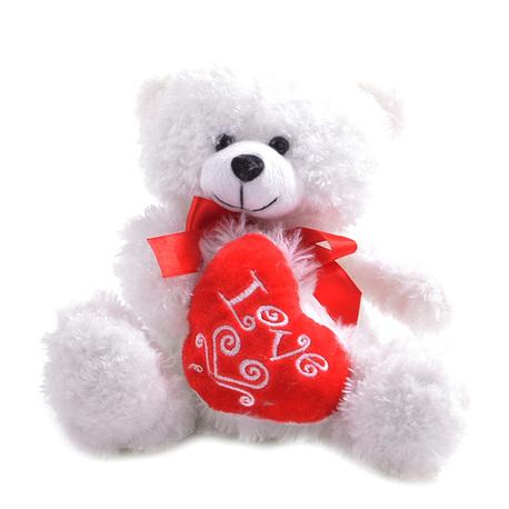 Add On Valentine Teddy Bear image 0