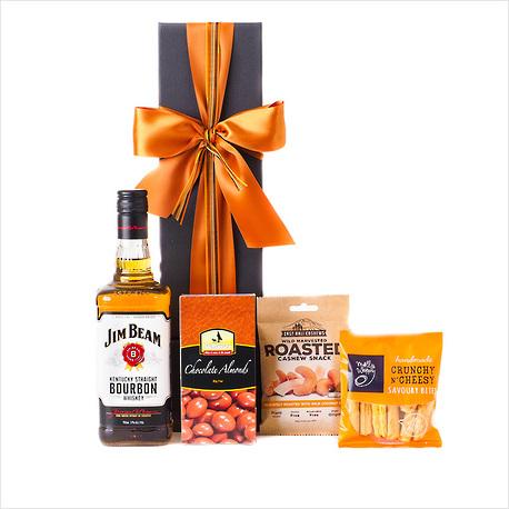 The Bourbon Man Gift Box image 0