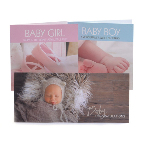 New Baby Greeting Card image 0