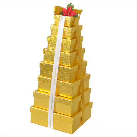 Celebration Gift Tower Deluxe Gift image 0