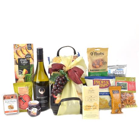 The Wine Gift Basket image 0