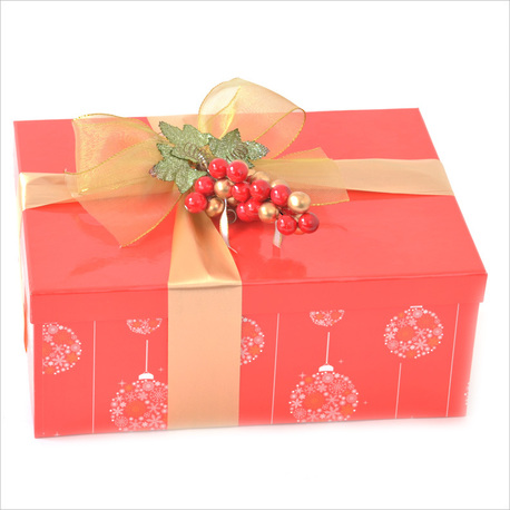 Wine and Cheese for Christmas Gift Box image 0