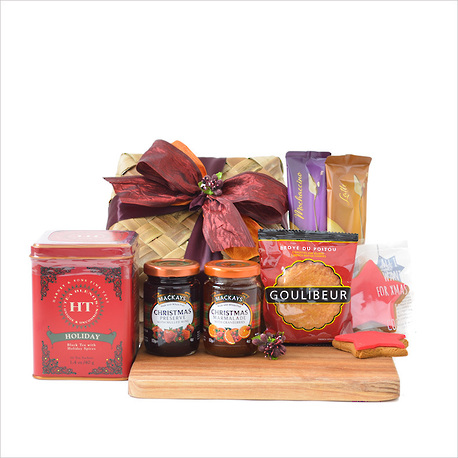 Good Morning Christmas Gift Basket image 1