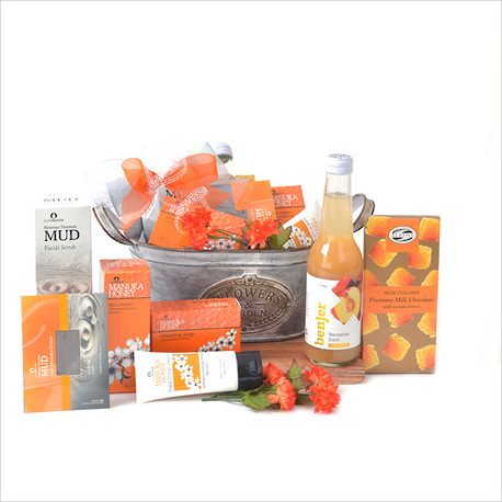 Day Spa Gift Basket image 1