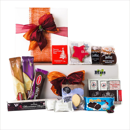 Good Morning Christmas Gift Basket image 0