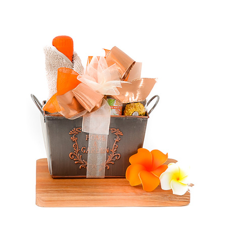 Tropical Bliss Gift Tub image 0