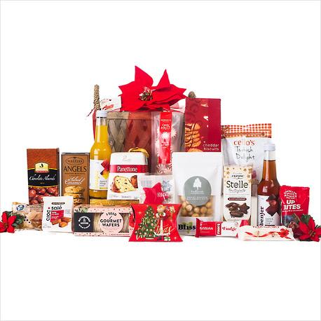 Christmas Fare to Share Gift Basket image 1