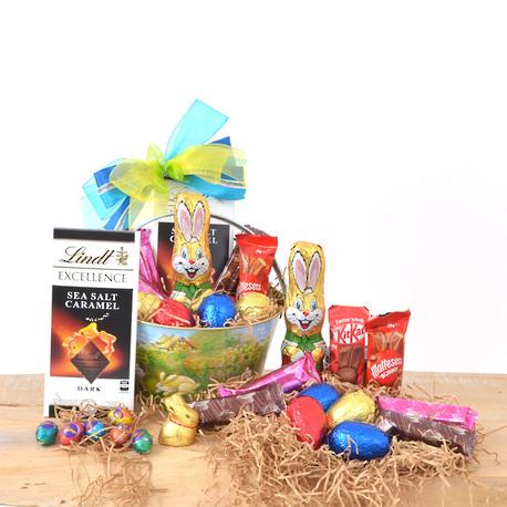 Let The Hunt Begin Easter Bucket image 1