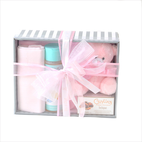 Little Wraps Baby Girl Gift image 0