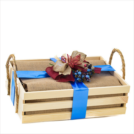 Wine and Cheese Gift Hamper image 1