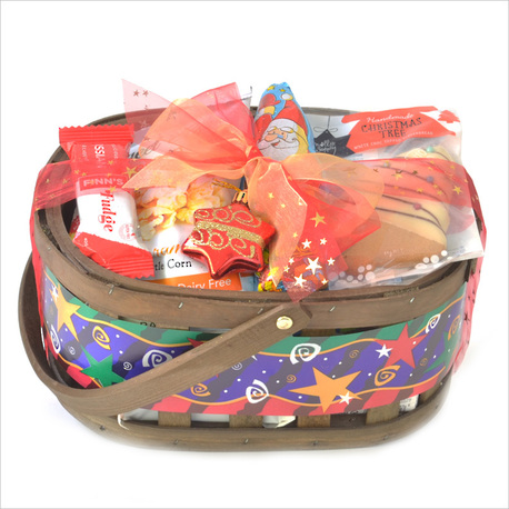 Christmas Celebration Gift Basket image 0