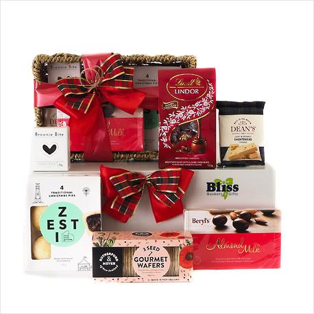 Warm Wishes Gift Basket image 1