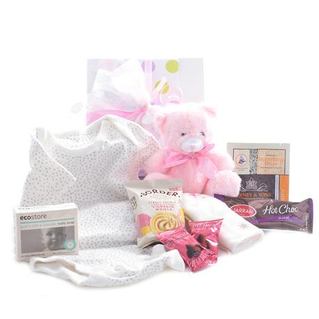 Hello Baby Girl Gift Box image 1