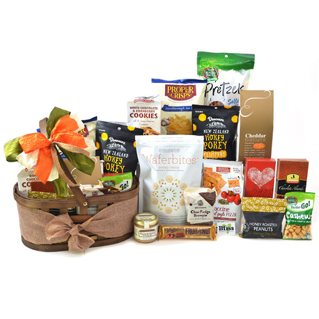 Gourmet Classic Gift Basket image 1