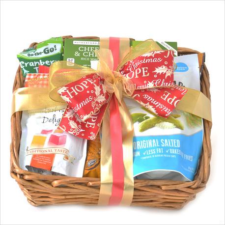 Gluten Friendly Christmas Gift Basket image 0