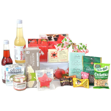 Happy Holidays Gift Box image 1