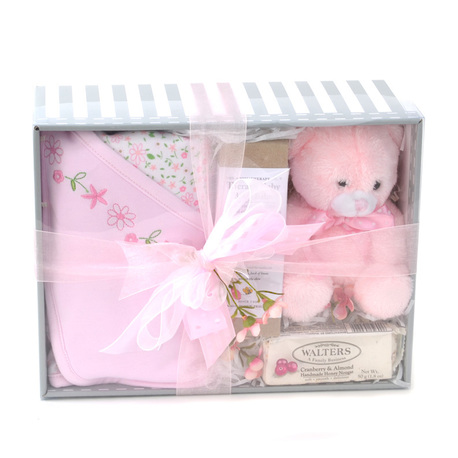Pretty Pink Baby Gift image 0
