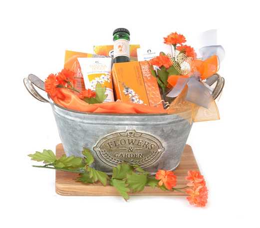 Day Spa Gift Basket image 0