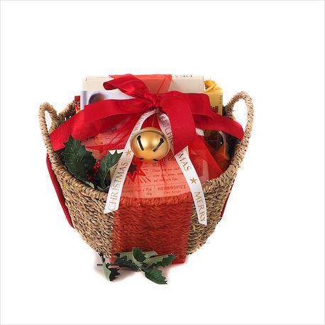 Jingle Bells Gift Basket image 0