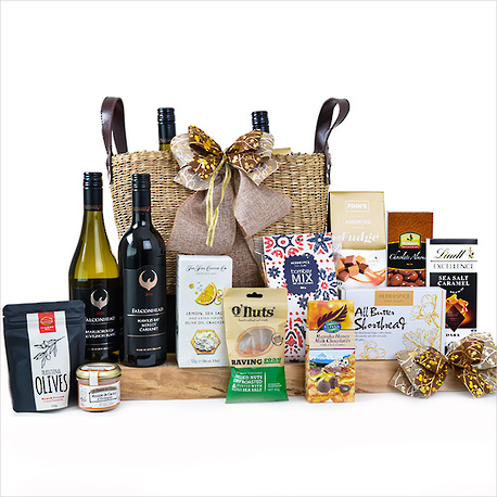 World of Thanks Gift Basket image 1