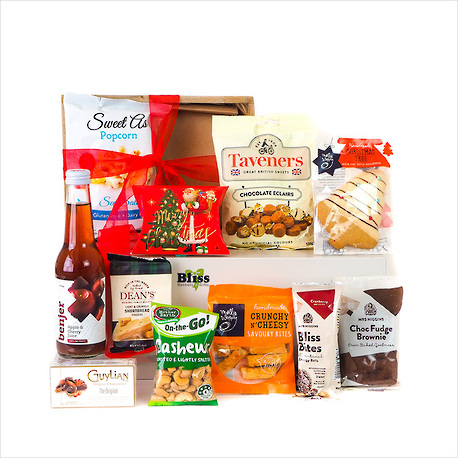 Christmas Celebration Gift Crate image 0
