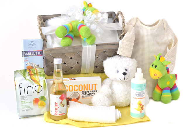 Baby and Mum Pamper Hamper image 1
