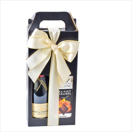 Champagne and Chocolates Gift Box image 1