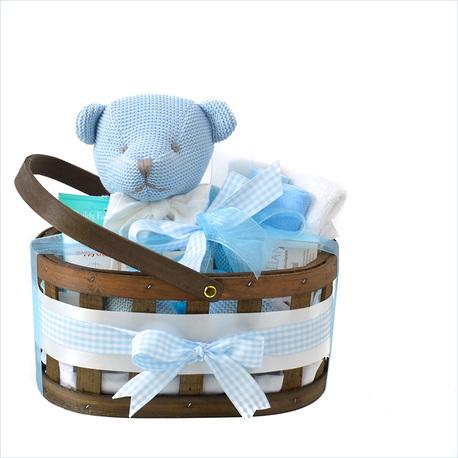 Bear Hugz Baby Gift Basket image 2