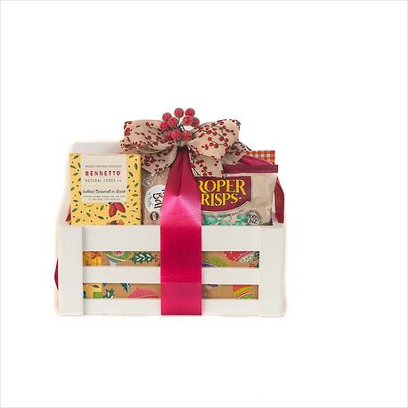Vegan's Delight Gift Crate image 0