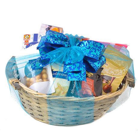 Holiday Bliss Gift Basket image 0