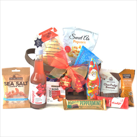 Christmas Celebration Gift Basket image 1