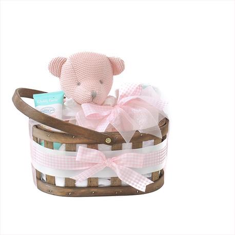 Bear Hugz Baby Gift Basket image 3