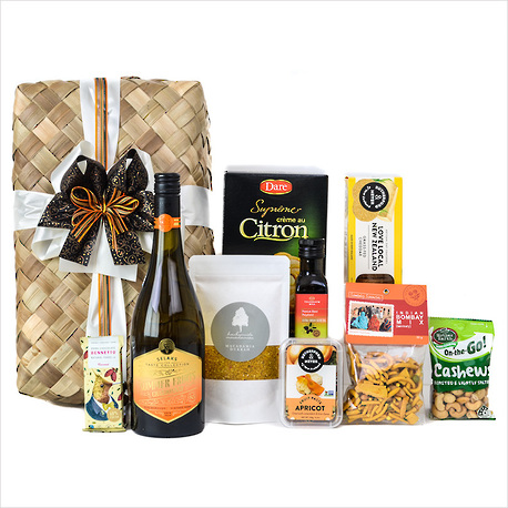 The Taste Collection Gift Basket image 0