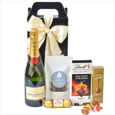 Champagne and Chocolates image 0