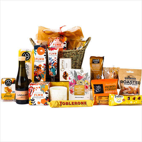 A Hug Gourmet Gift Basket image 0