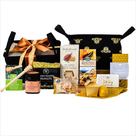 Bee Kind Gift Basket image 1