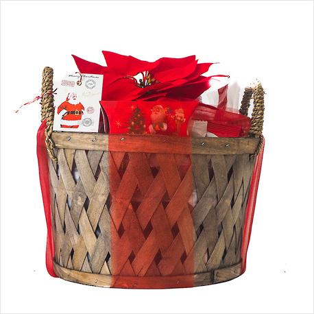 Christmas Fare to Share Gift Basket image 0