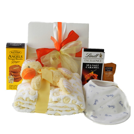 Ducky Dreams Baby Gift Box image 0