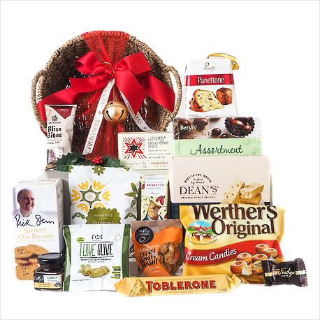 Jingle Bells Gift Basket image 1