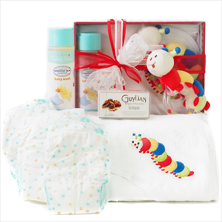 Hungry Caterpillar Baby Gift Box image 1