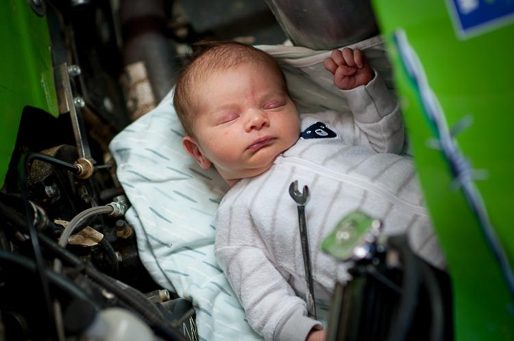 cute baby sandra johnson boutique photography mechanic