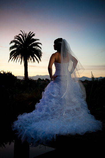 bride and groom love wedding nelson nz romance romantic sunset glamour bride honest lawyer monaco