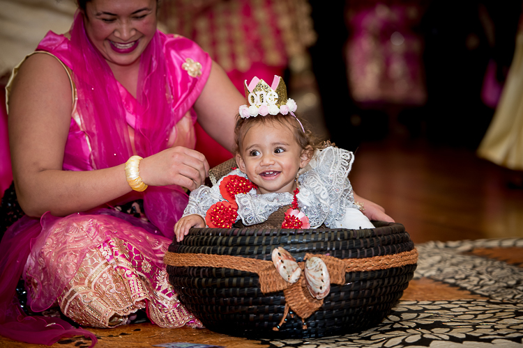 birthday by Sandra Johnson Boutique Photography  Tongan baby in basket