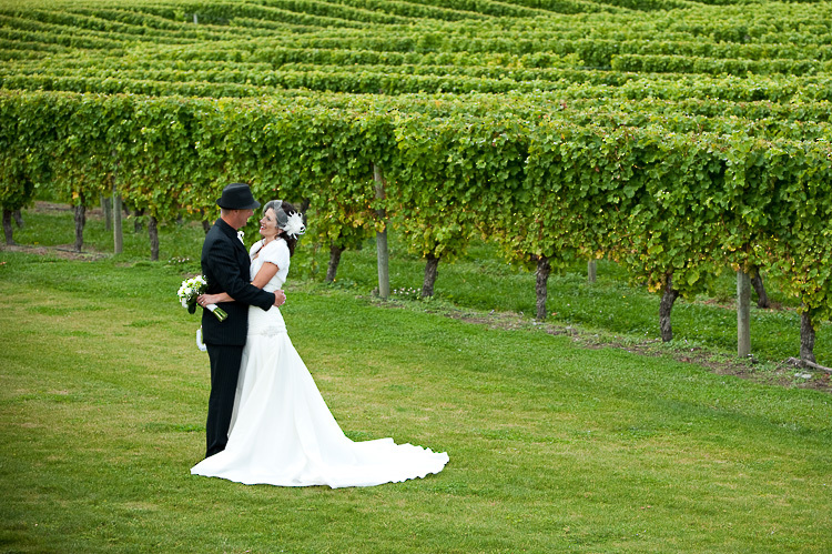 bride and groom love wedding romance glamour nelson nz vineyard